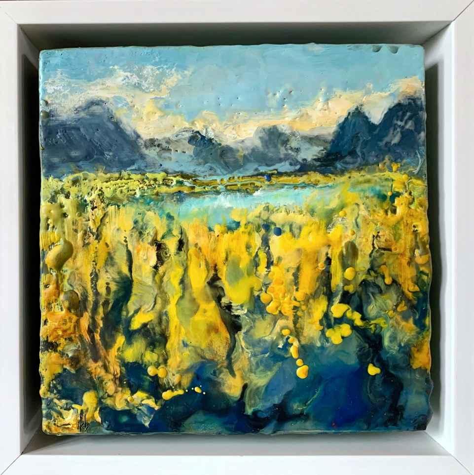 Lake O'Hara In Autumn by  Kathy Bradshaw - Masterpiece Online