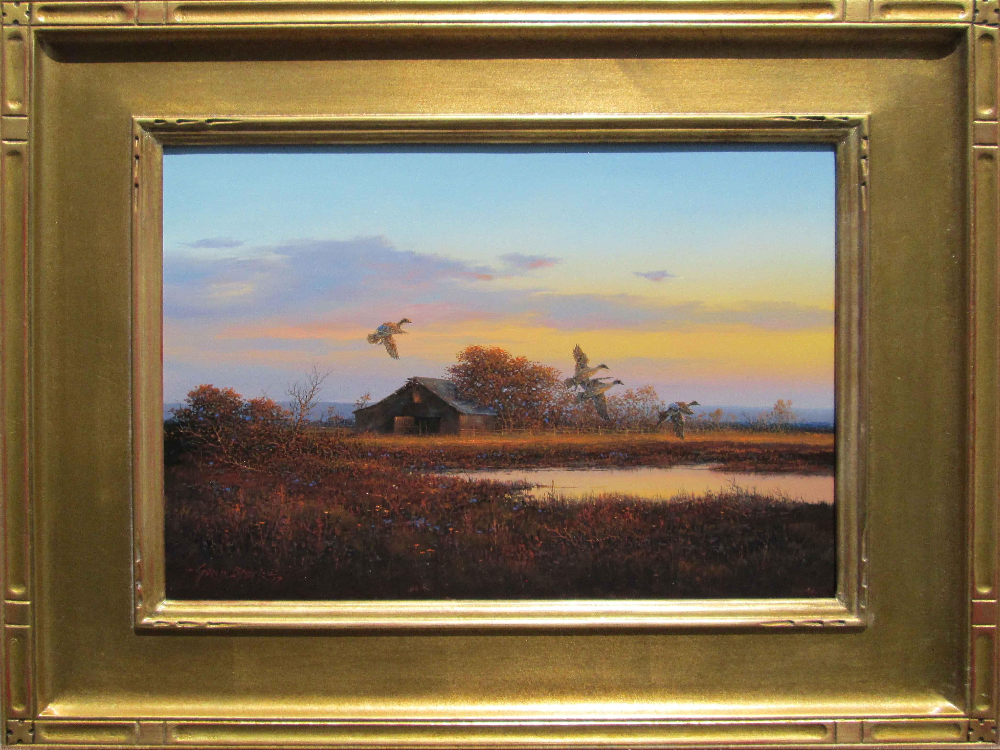 Inbound Landing by  Gene Speck - Masterpiece Online