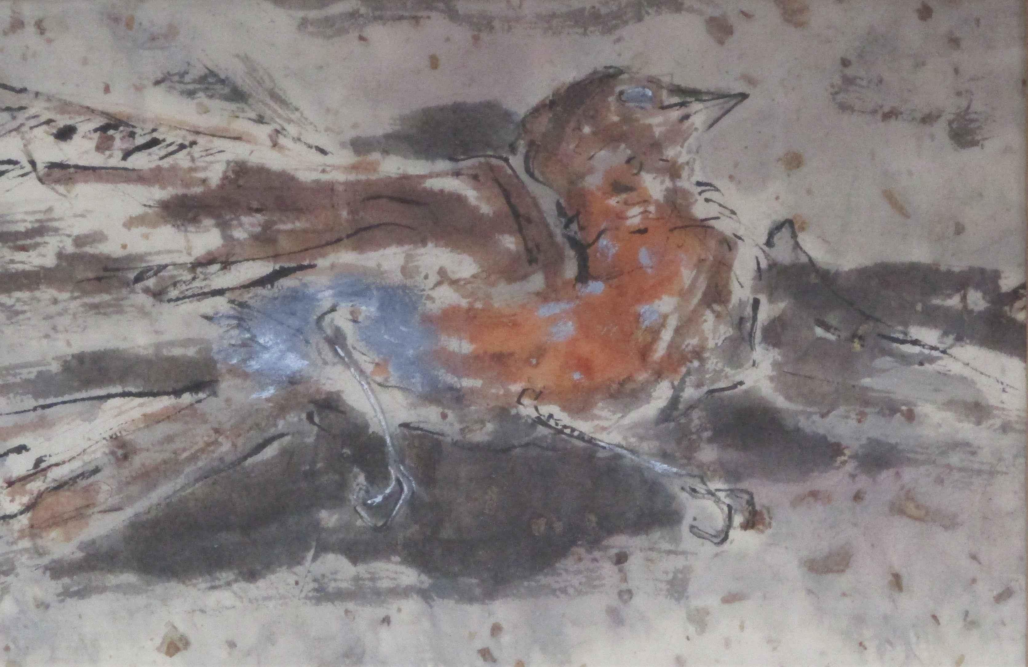 Unknown  Robin by  Eunice Jensen Parsons - Masterpiece Online