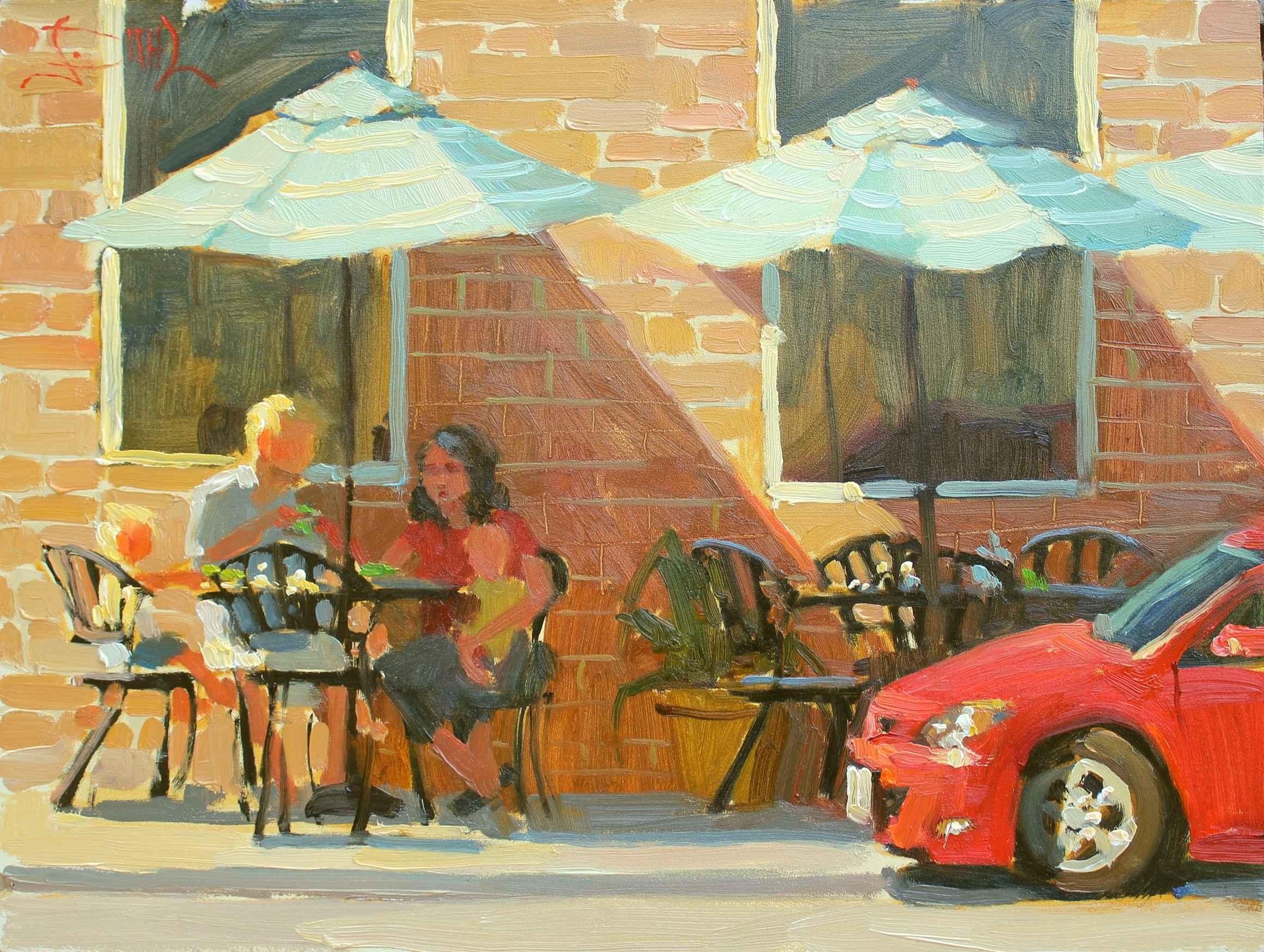 Break in the Shade by  Jennifer Diehl - Masterpiece Online