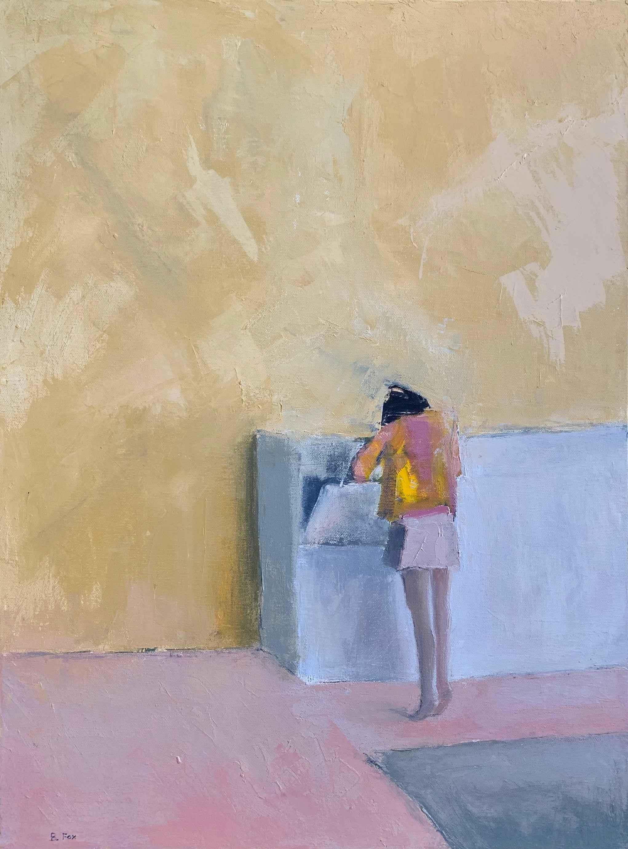 Where Is It by  Brenda Fox - Masterpiece Online