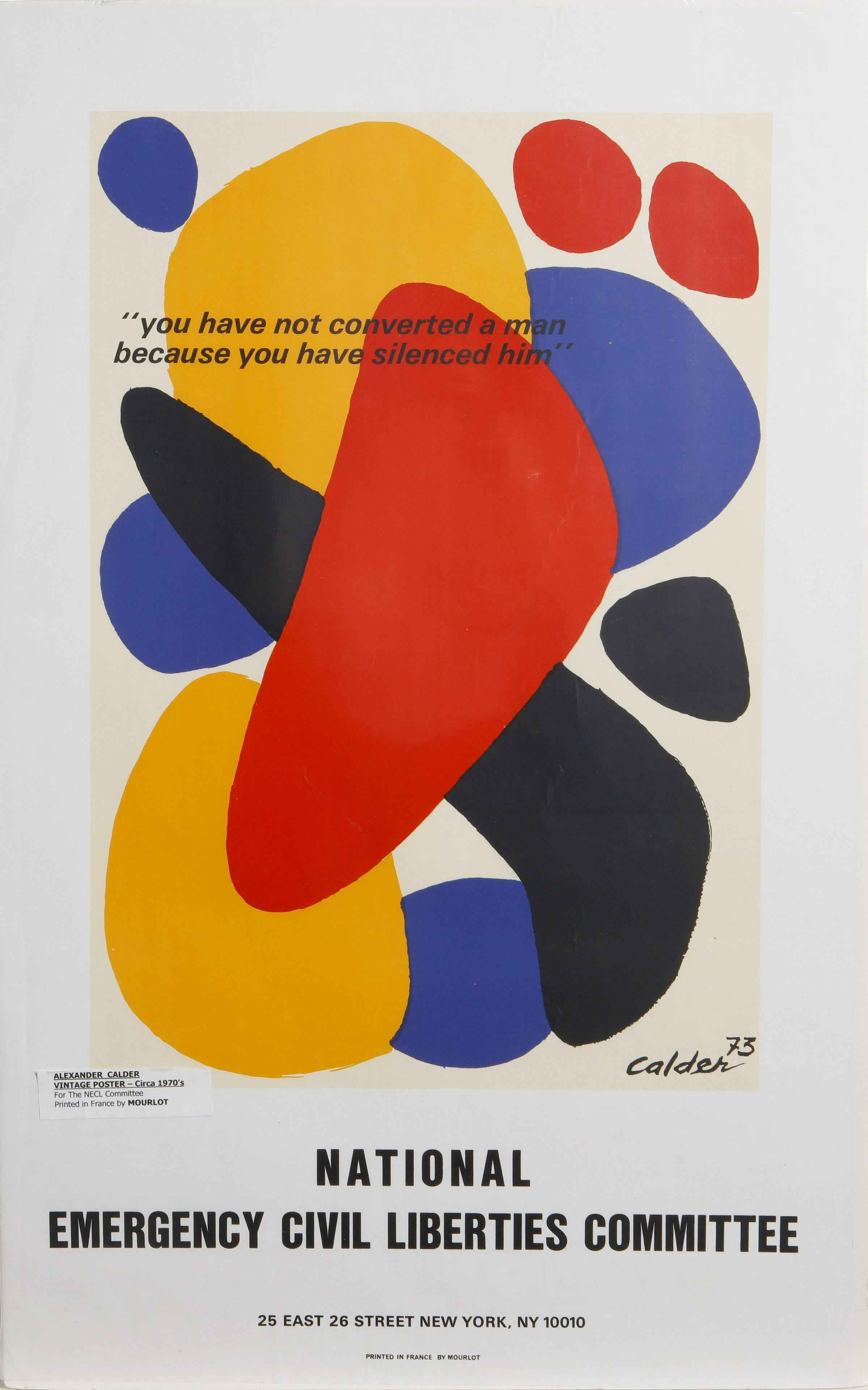 """Boomerang"" - Nationa... by  Alexander Calder - Masterpiece Online"