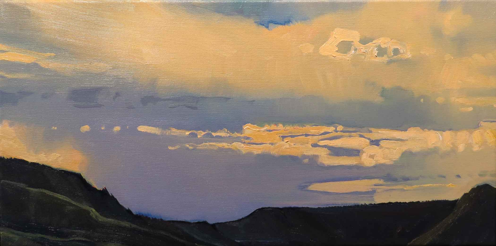 Clouds Over Creede by  Lisa Grossman - Masterpiece Online