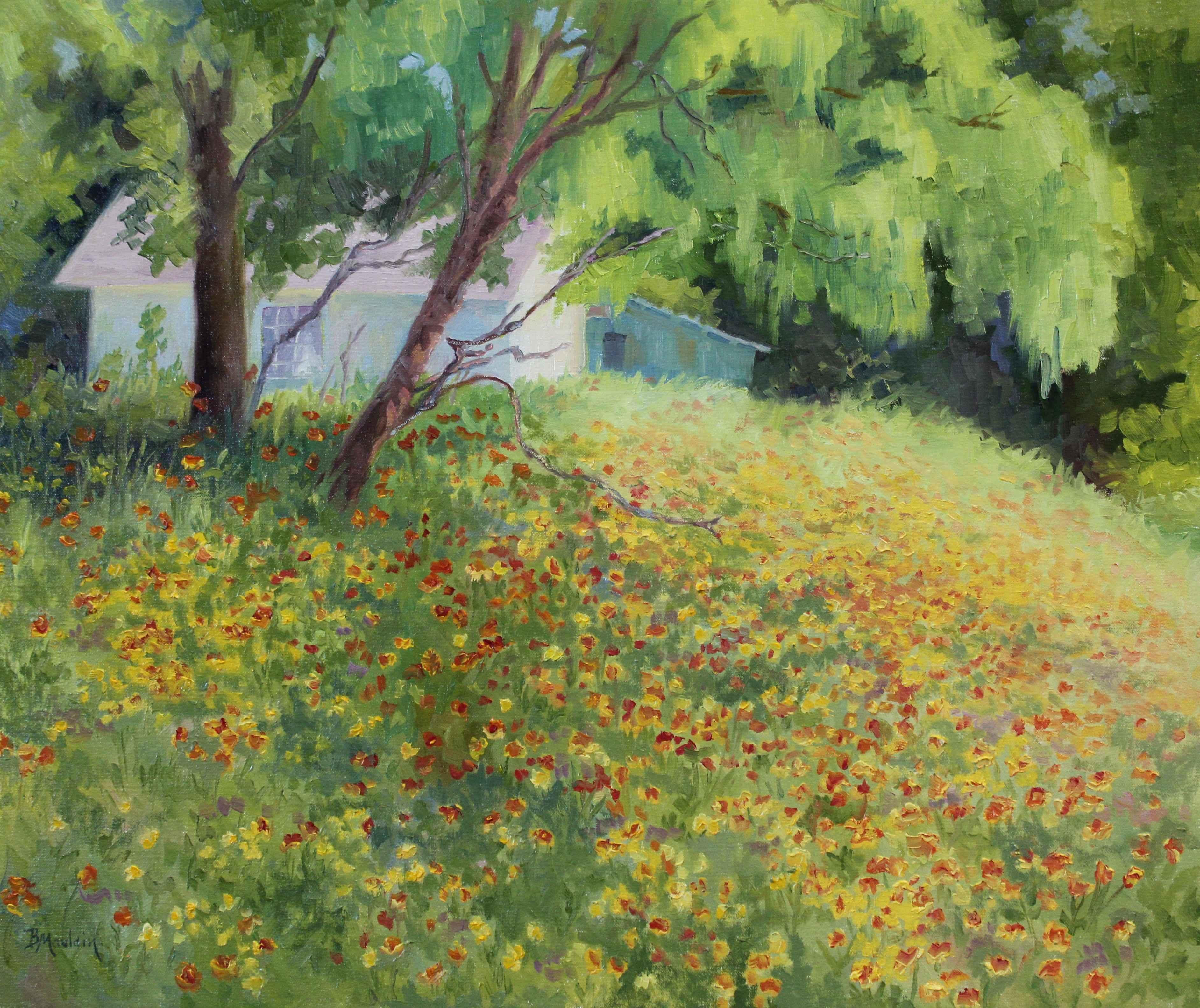 Springtime in Texas by  Barbara Mauldin - Masterpiece Online