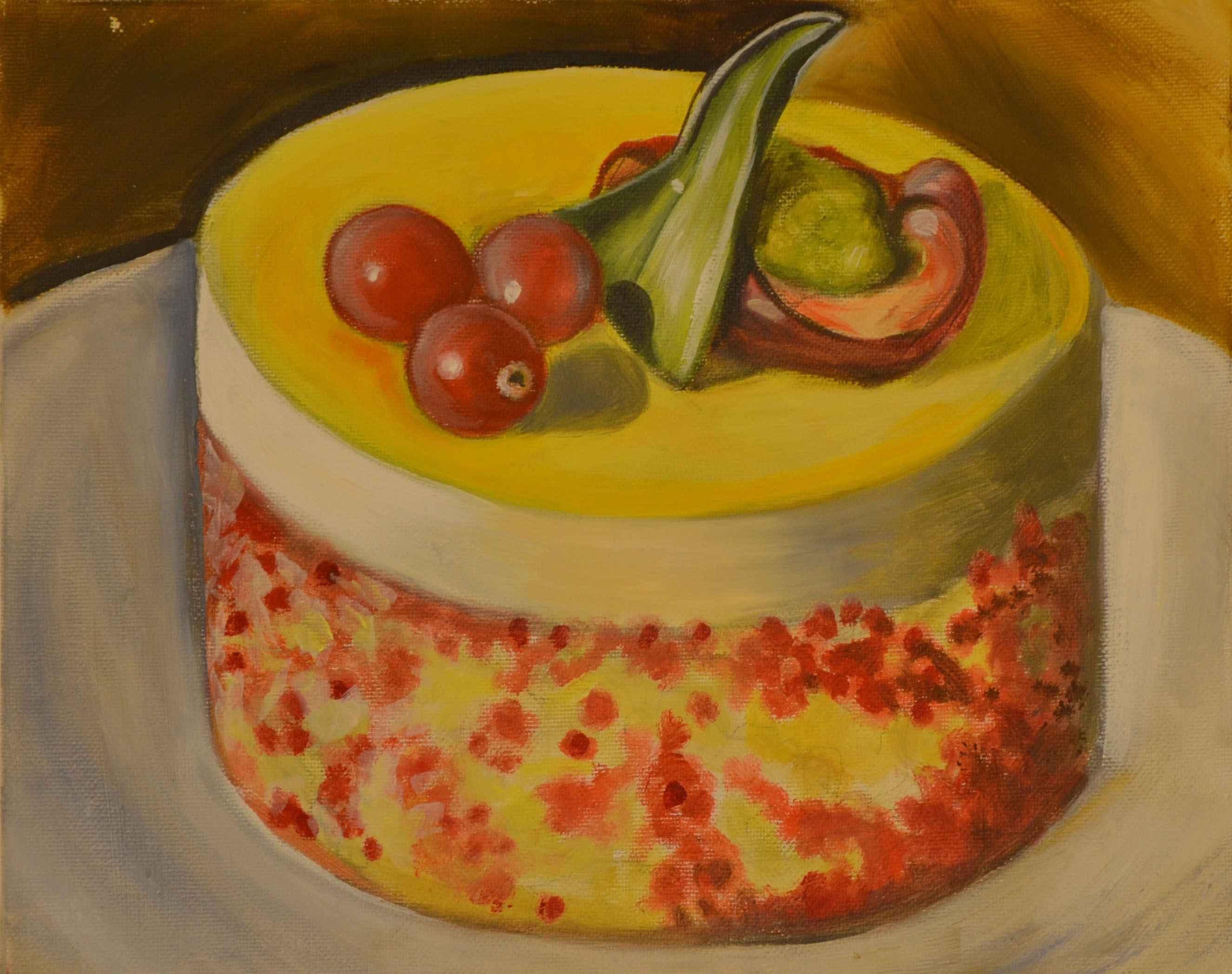 Mousse au citron by Ms. Rebecca Vincenzi - Masterpiece Online