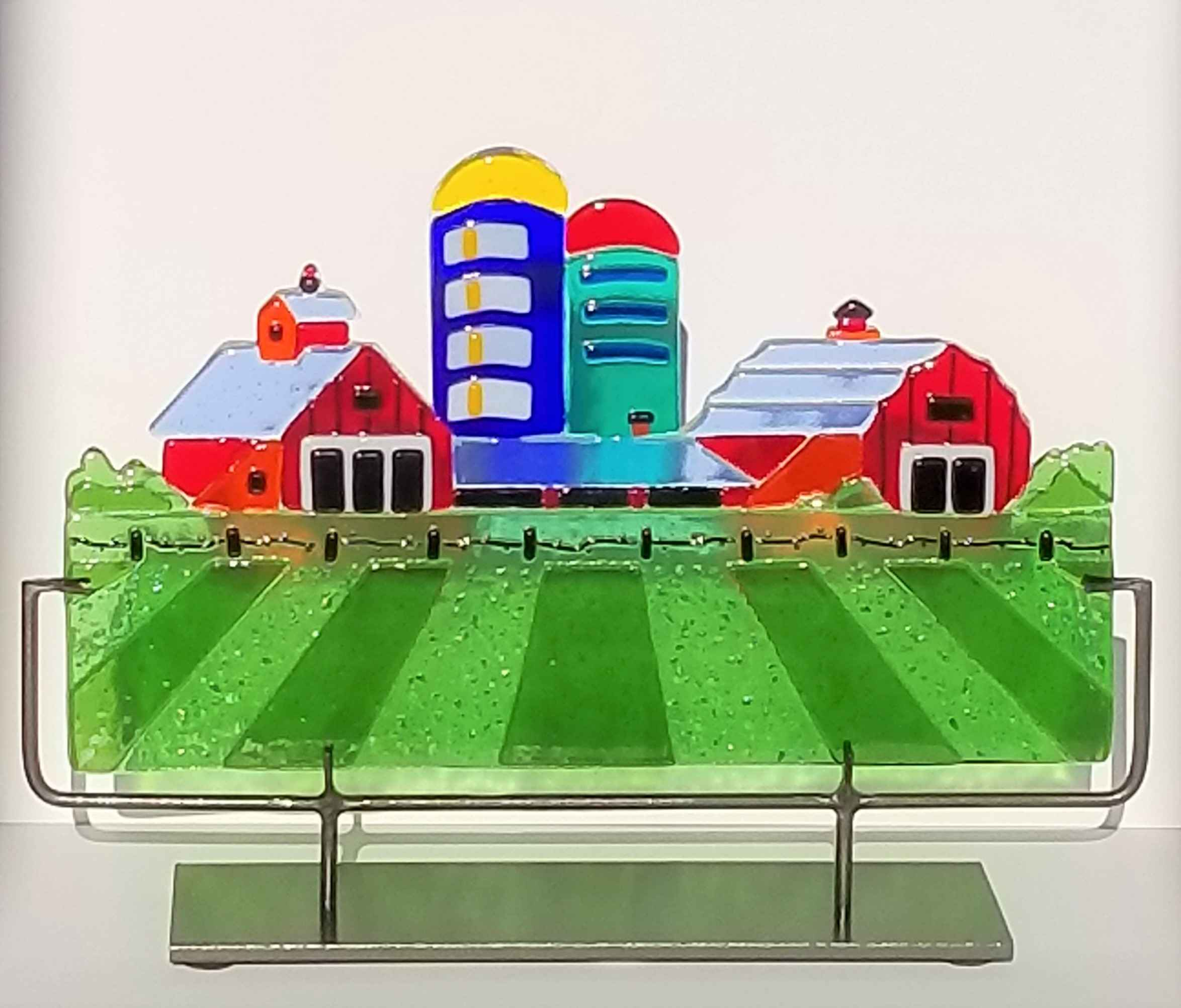 Farm by  Harriet and Don Herrick - Masterpiece Online