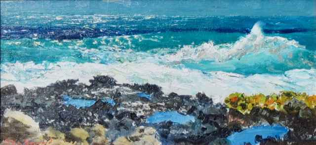 Reflections on a Sunn... by  Peter Hayward (1905-1993) - Masterpiece Online