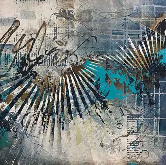 Breakers  by  Lynette Ubel