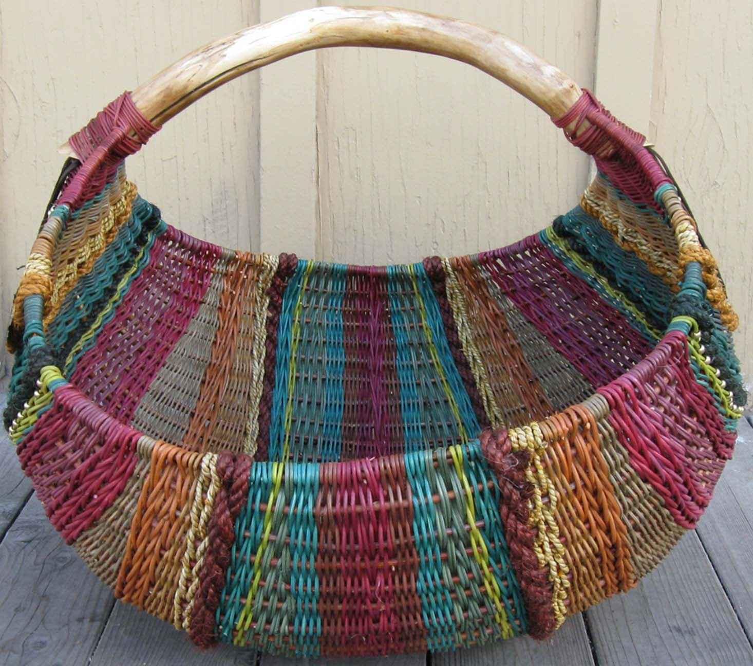 Aspen Handle Basket #... by  Montana Blue Heron - Masterpiece Online