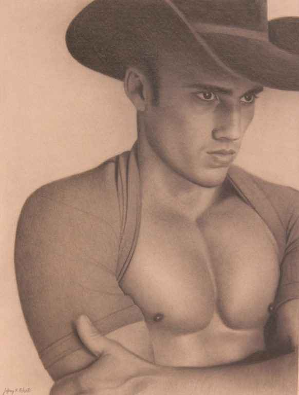 City Cowboy by  Jeff Eckert - Masterpiece Online
