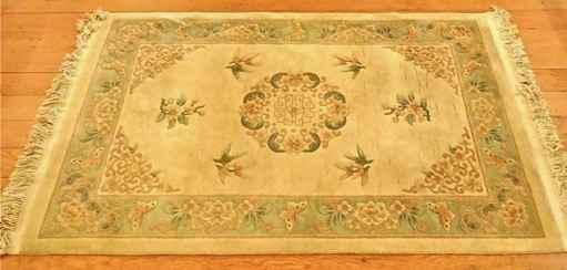 Rug, Chinese Pattern by  Unknown Unknown - Masterpiece Online