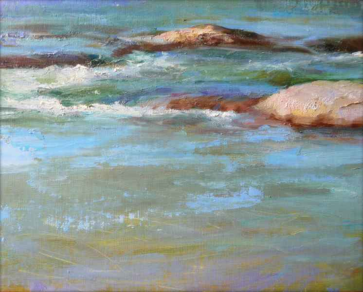 Llano Rocks by  Kim Carlton - Masterpiece Online