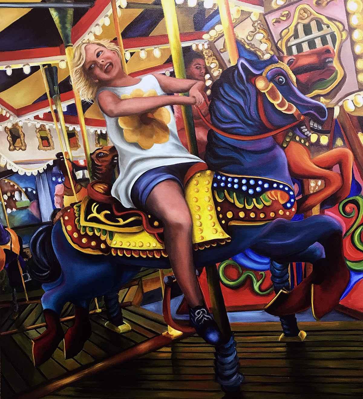 Yee Haw!!!!: Ella's D... by  Colleen Kassner - Masterpiece Online