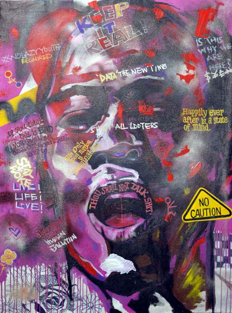The Heckler by Mr John Madu - Masterpiece Online