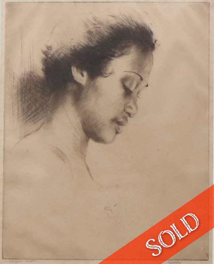 Leilani, Hawaii by  John M. Kelly (1878-1962) - Masterpiece Online