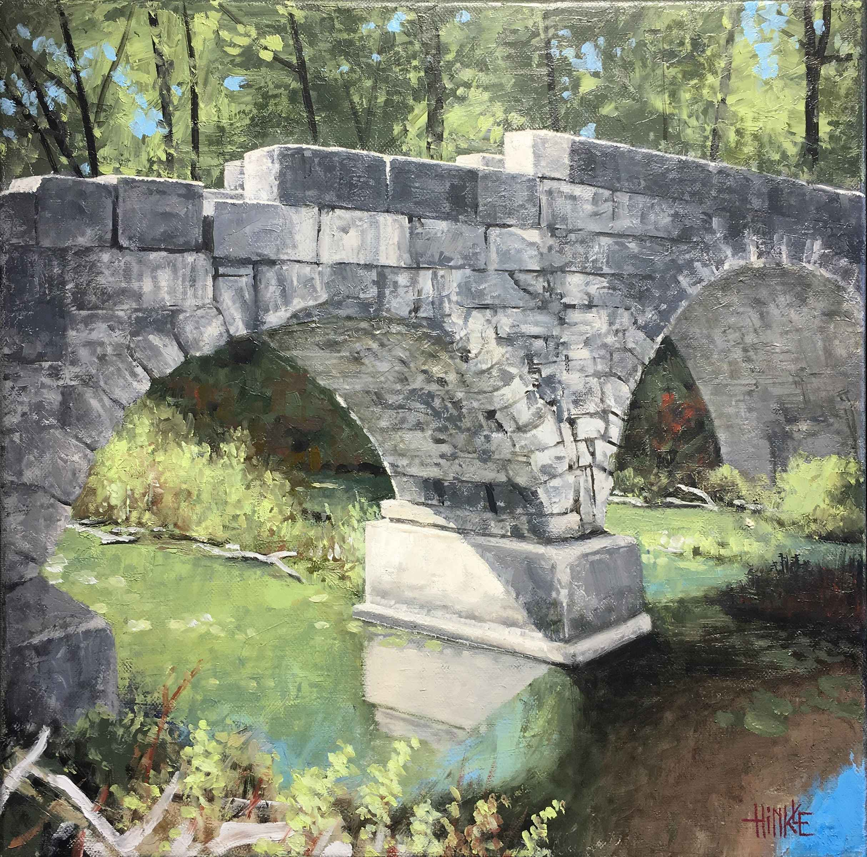 Diamond Creek Bridge by  Brian Hinkle - Masterpiece Online