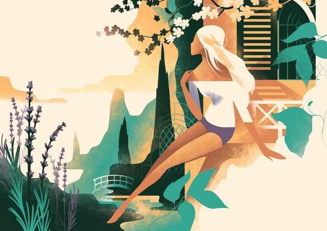 L'Occitane by  Mads Berg - Masterpiece Online