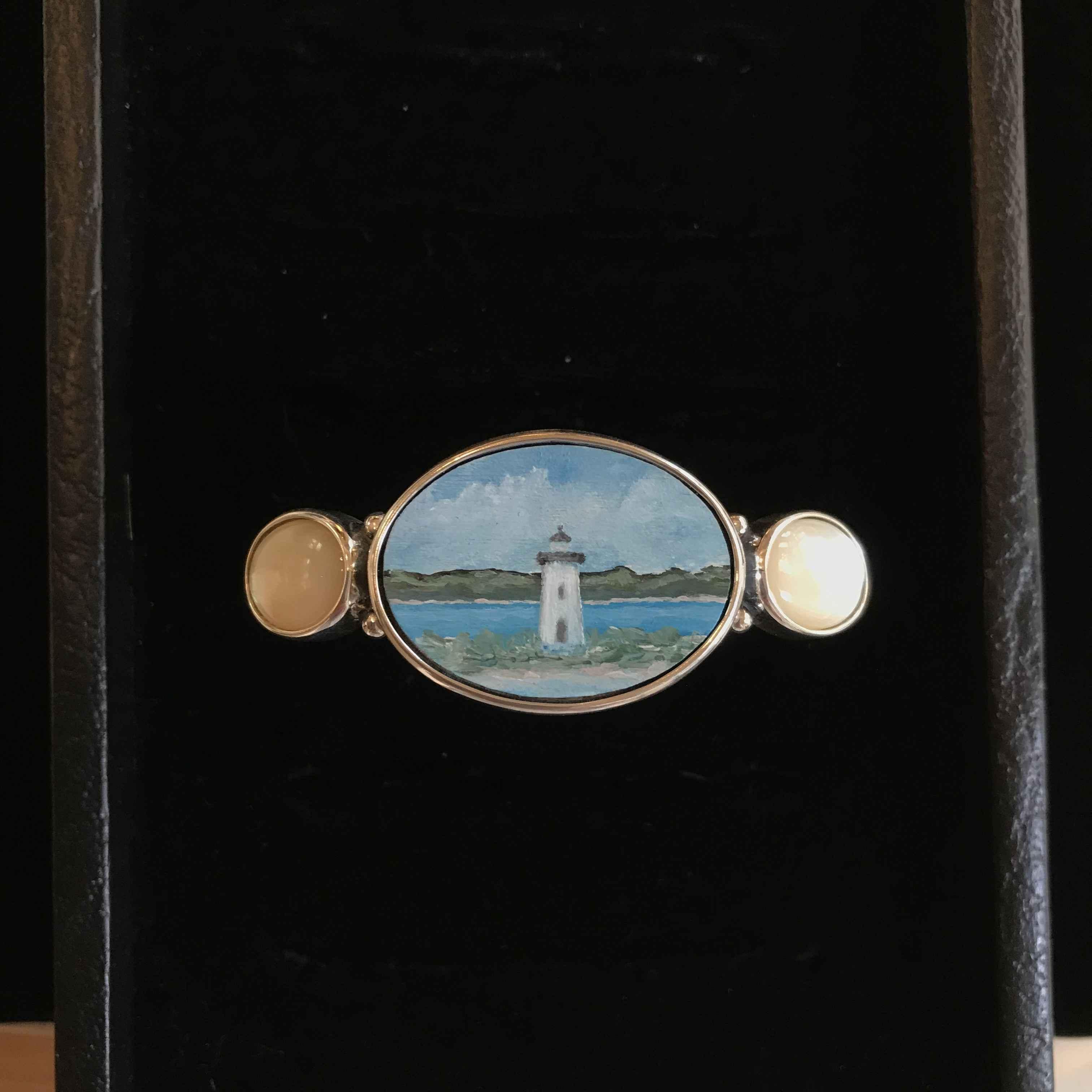 #293 Cuff Bracelet - ... by  Nell Mercier - Masterpiece Online