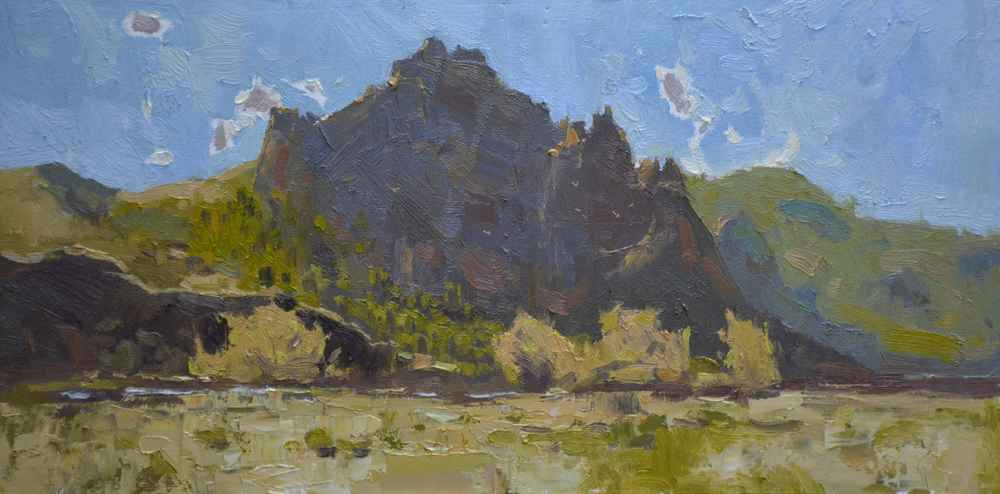 Eagle Rock by  Silas Thompson - Masterpiece Online