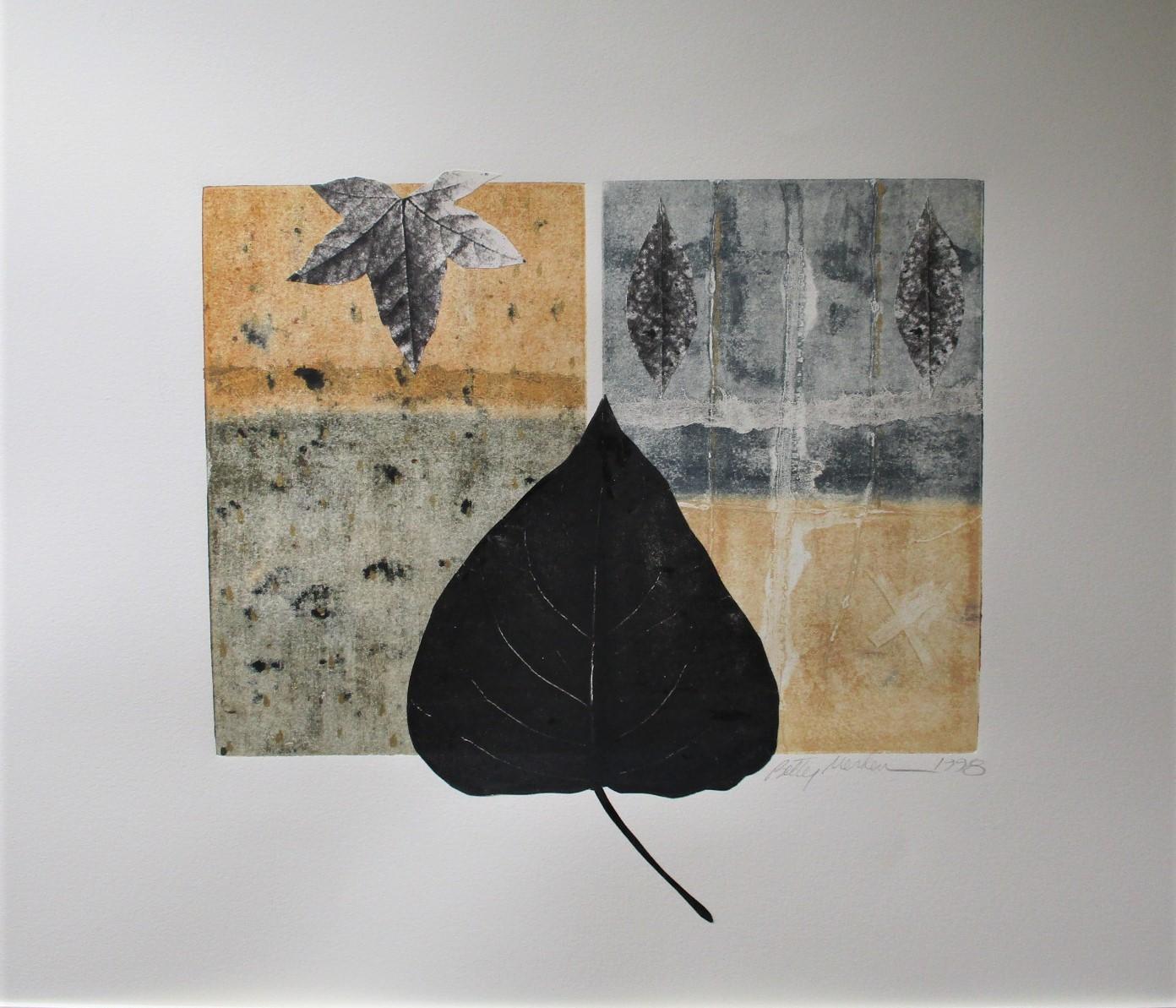 Title Unknown (black ... by  Betty Merken - Masterpiece Online