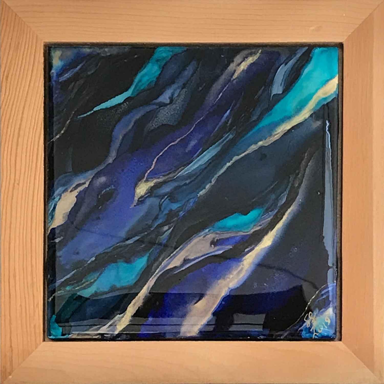 Alone in the Dark by  Susi Schuele - Masterpiece Online