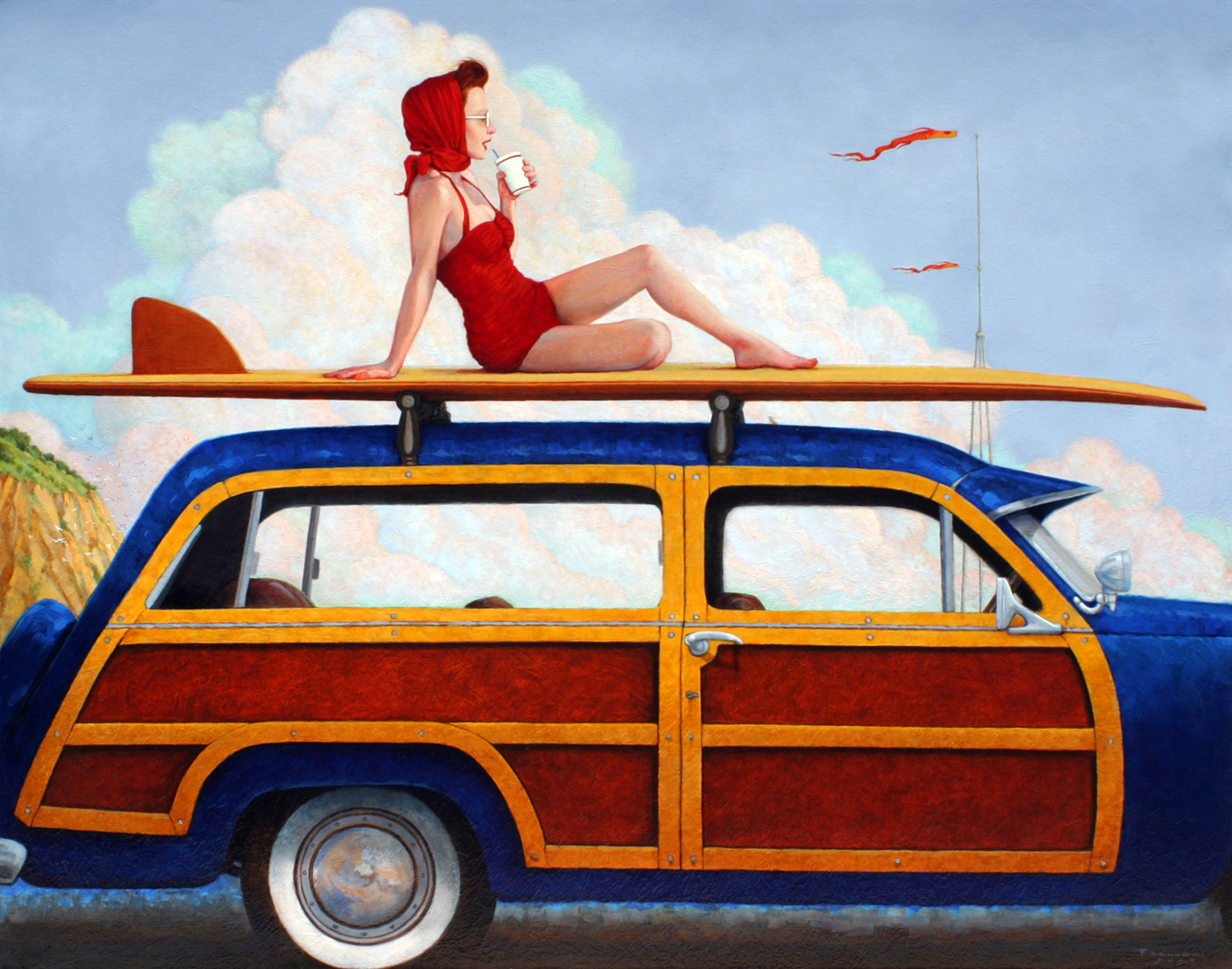 Prevailing Winds by Mr. Fred Calleri - Masterpiece Online