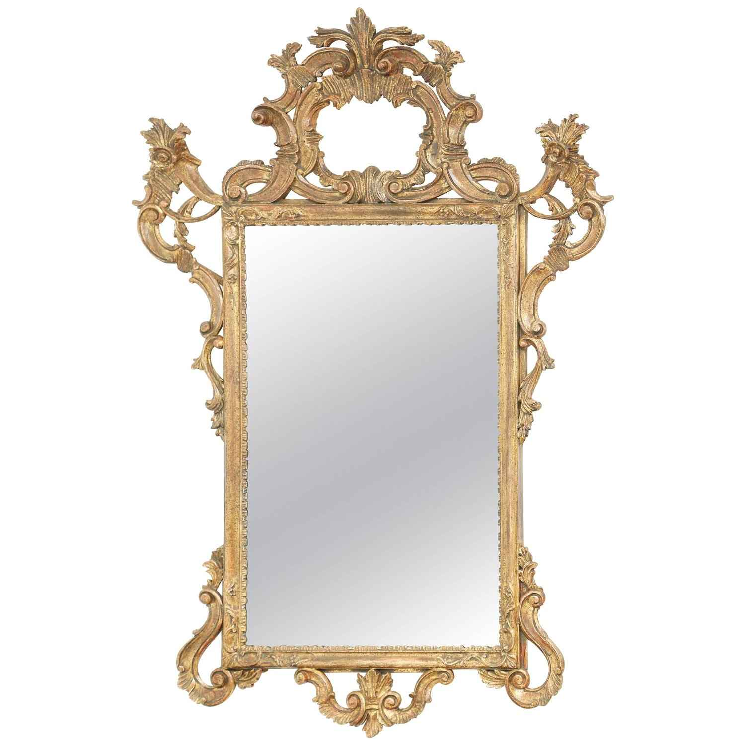 Carved Giltwood Itali... by  Italian  - Masterpiece Online