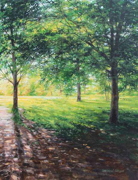 Late May Morning by  Michael Wheeler - Masterpiece Online