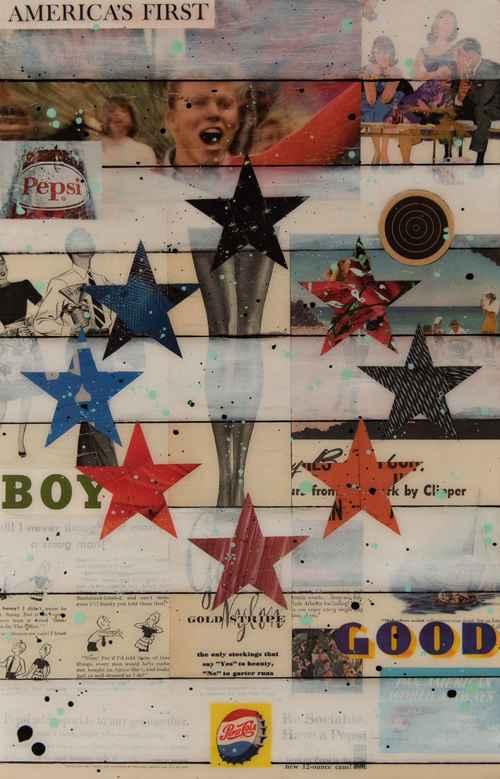 America's First by  John Joseph Hanright - Masterpiece Online