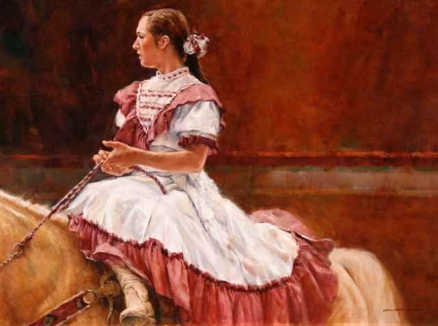 Charra by  John Austin Hanna - Masterpiece Online