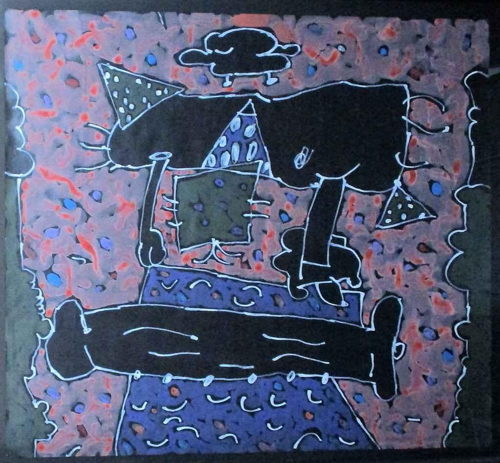 Title Unknown by  Alden Mason - Masterpiece Online