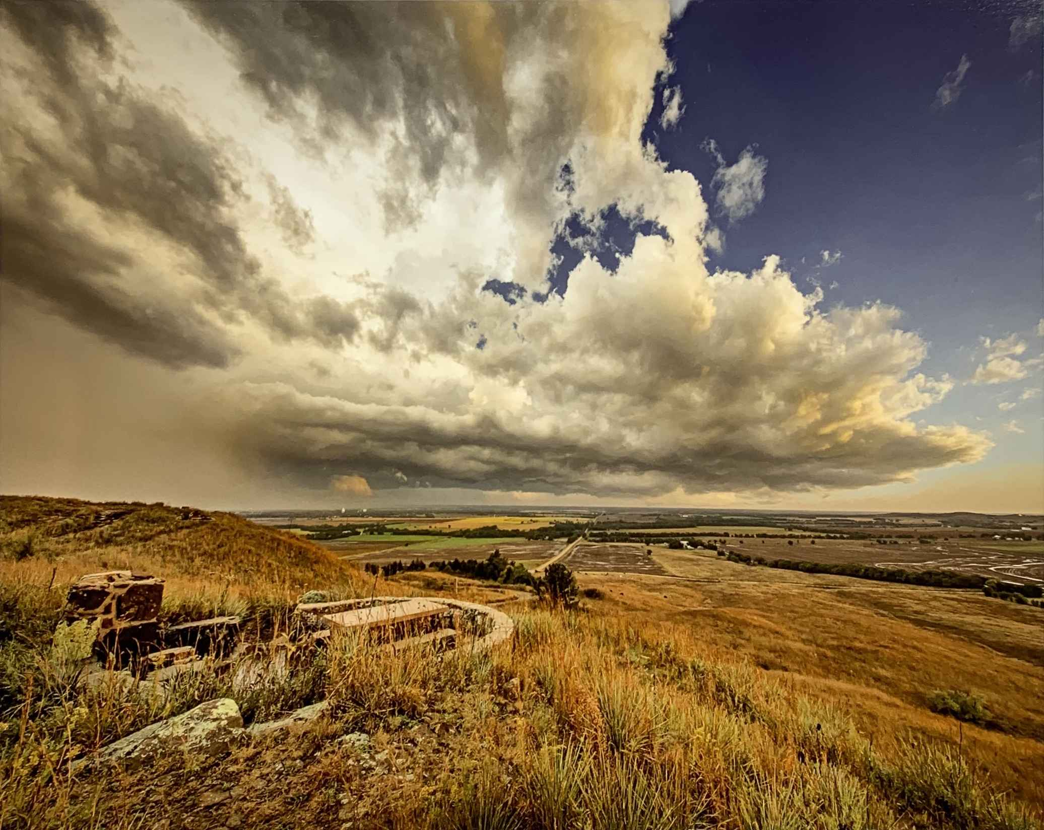 Clearing Storm by  George Jerkovich - Masterpiece Online