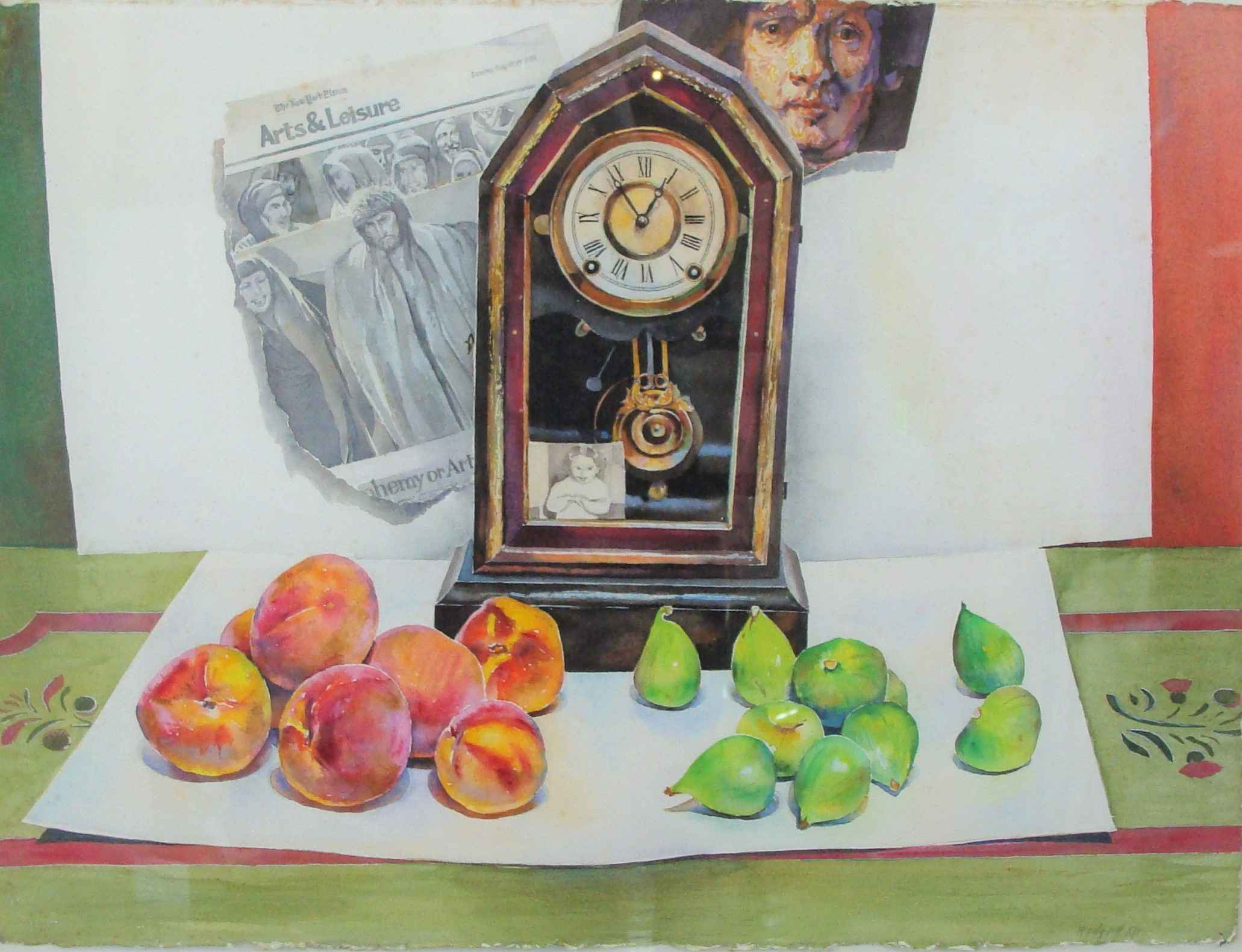 Untitled (Fruit with ... by Mr. Robert Hodgell - Masterpiece Online