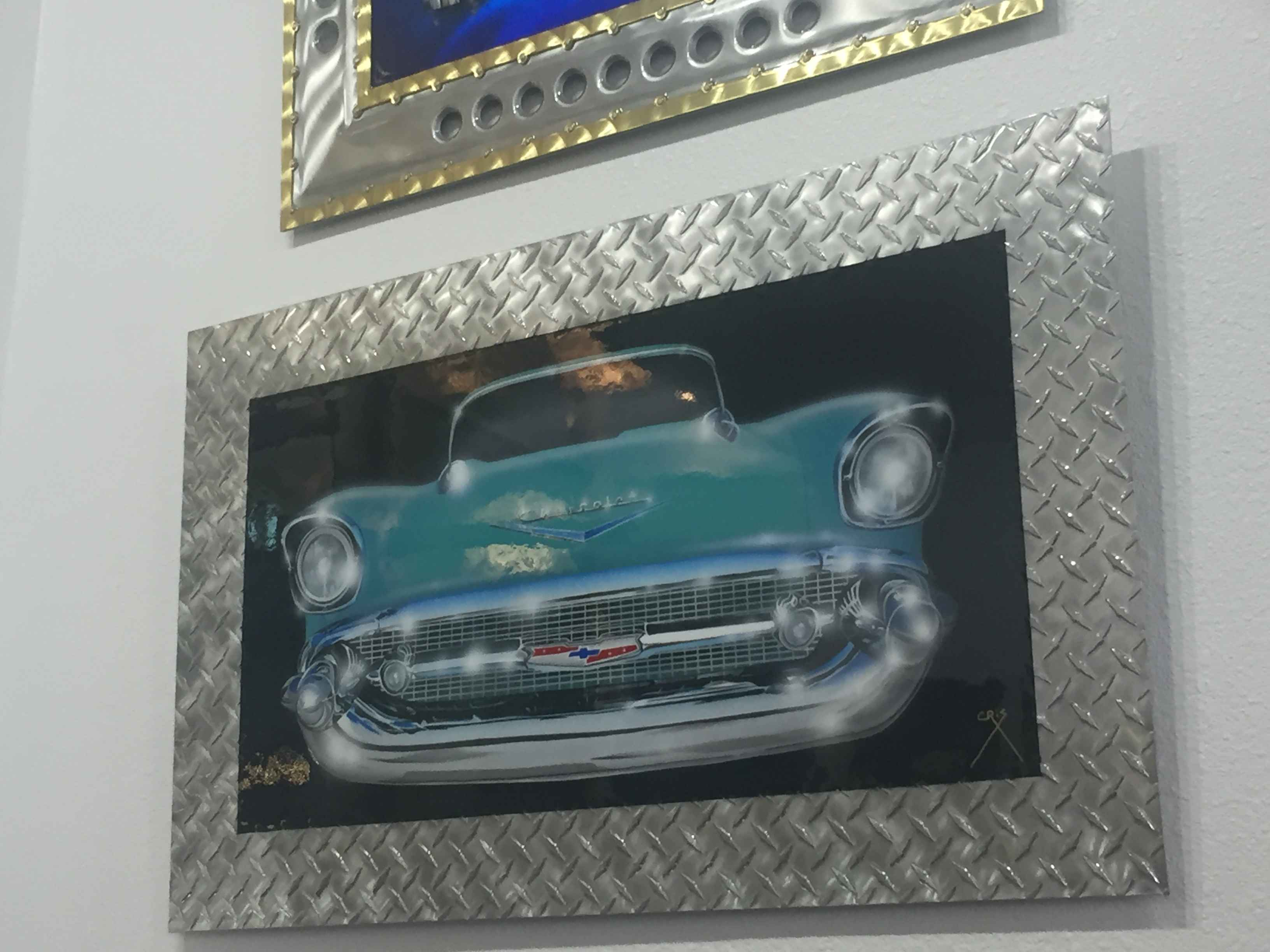American Dream by  Cris Woloszak - Masterpiece Online