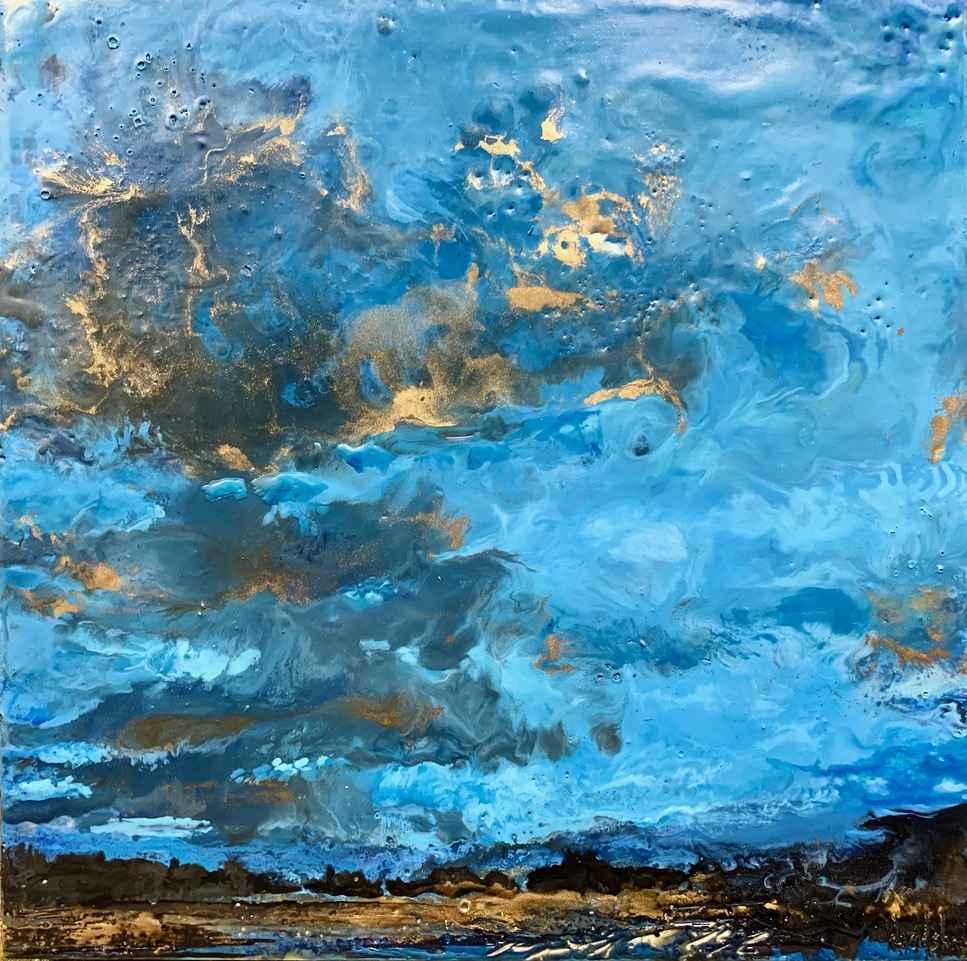 Night Moves II by  Kathy Bradshaw - Masterpiece Online