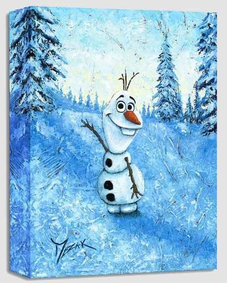 Hello I'm Olaf (Treas... by  Trevor Mezak - Masterpiece Online
