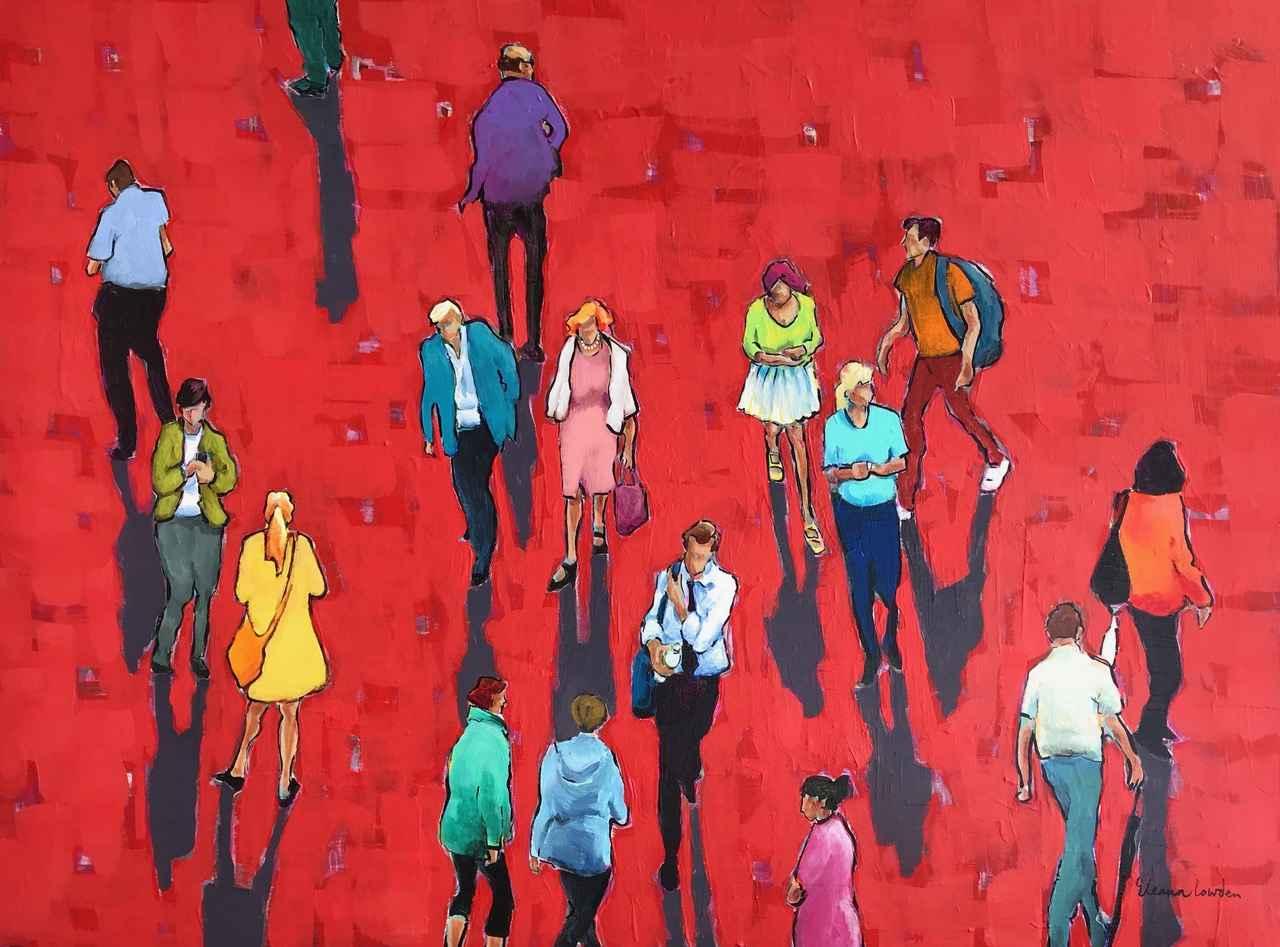 A World Of Indifferen... by  Eleanor Lowden - Masterpiece Online