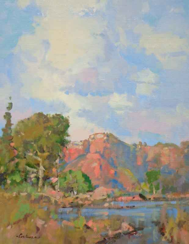 Red Rock Country by Mr. Gene Costanza - Masterpiece Online