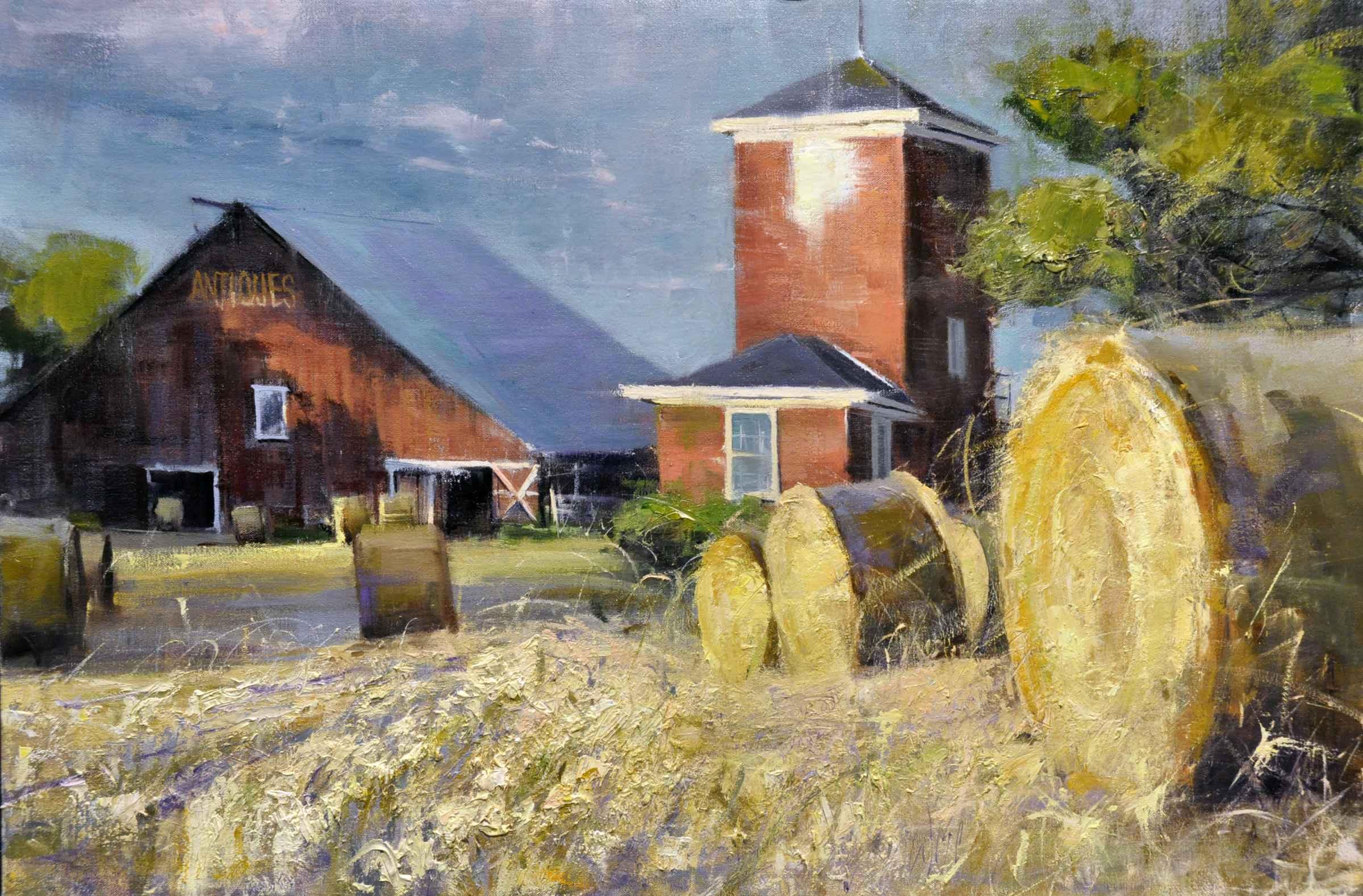 Salmagundi Farm II by  Mike Wise - Masterpiece Online