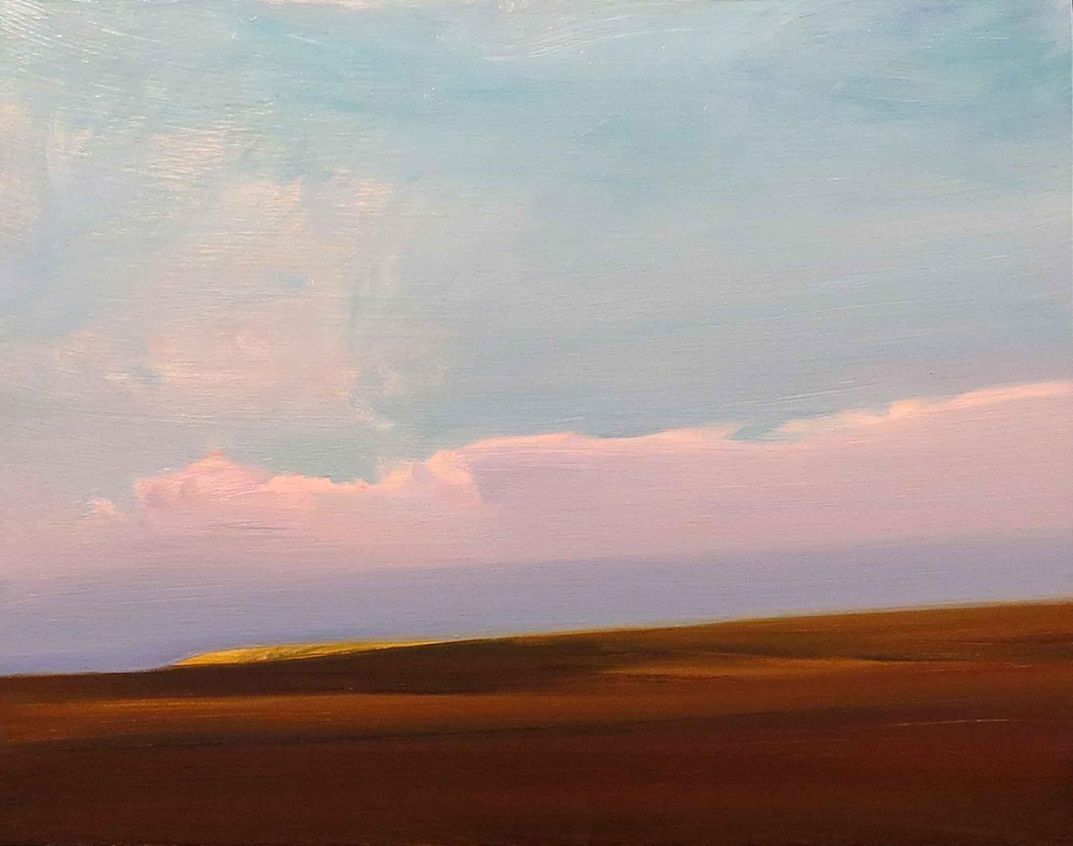 Yellow Hill by  Lisa Grossman - Masterpiece Online