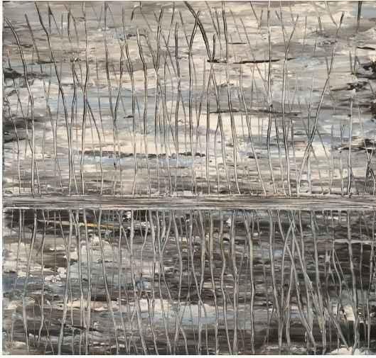 Sea Grass in B/W: Mor... by  Steve Lyons - Masterpiece Online