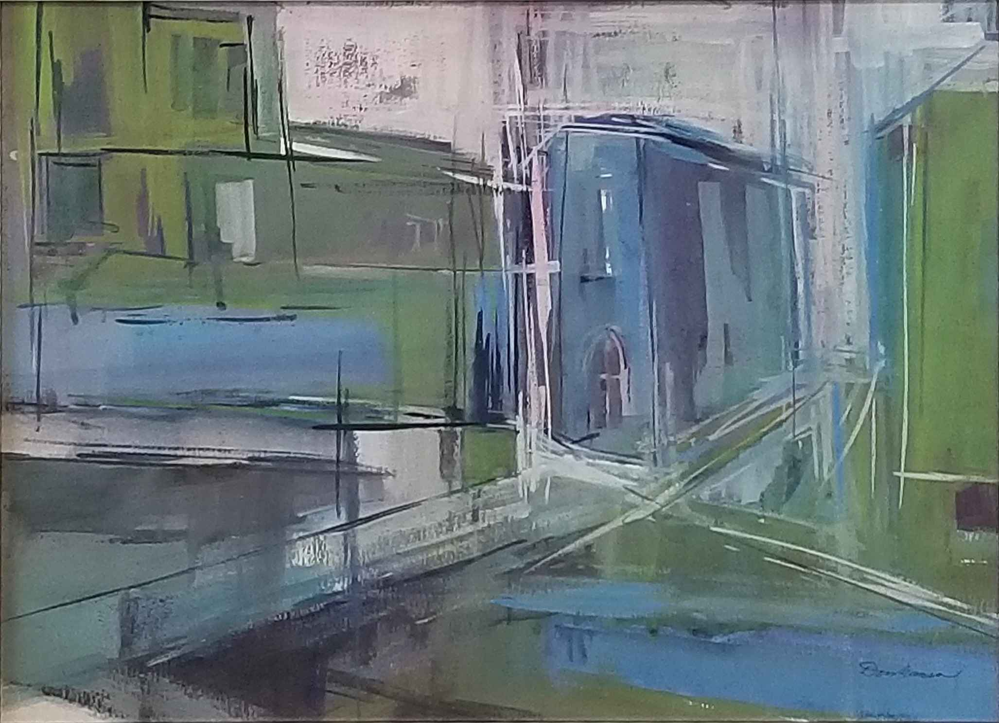 Untitled (Abstract wi... by Mr. Paul Donhauser - Masterpiece Online