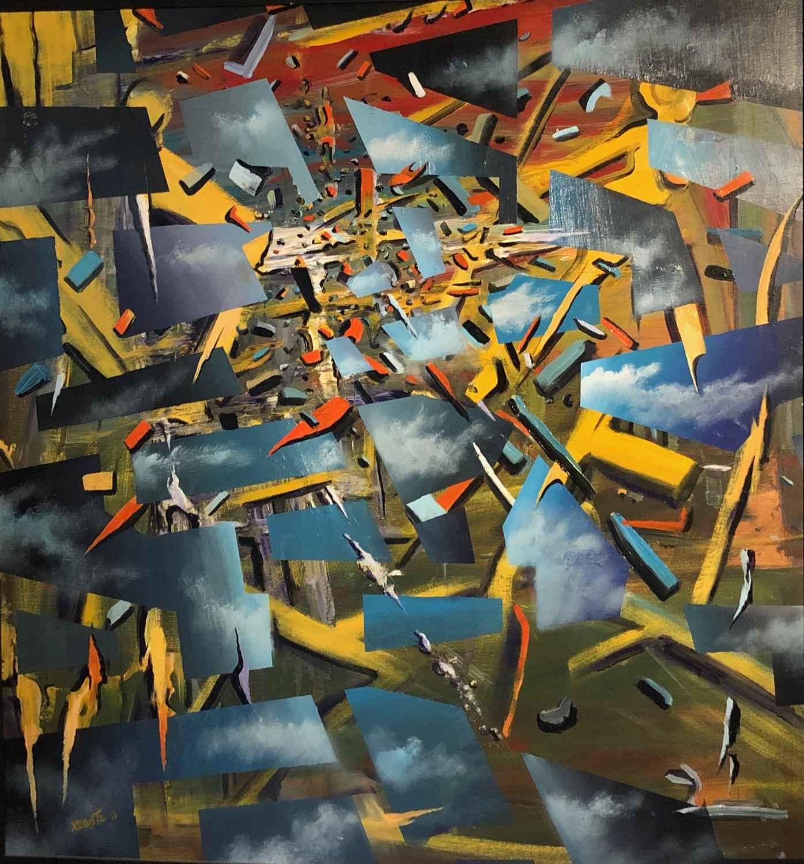 Constructions utopiqu... by  Xavier L'HOSTE - Masterpiece Online