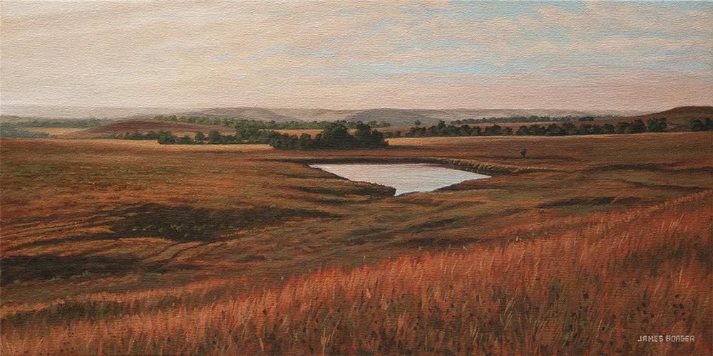 Flint Hills Vista by  James Borger - Masterpiece Online