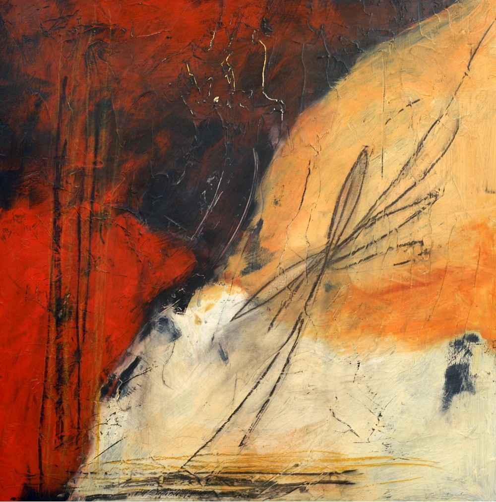 Convergence V by  Sue Robertson - Masterpiece Online