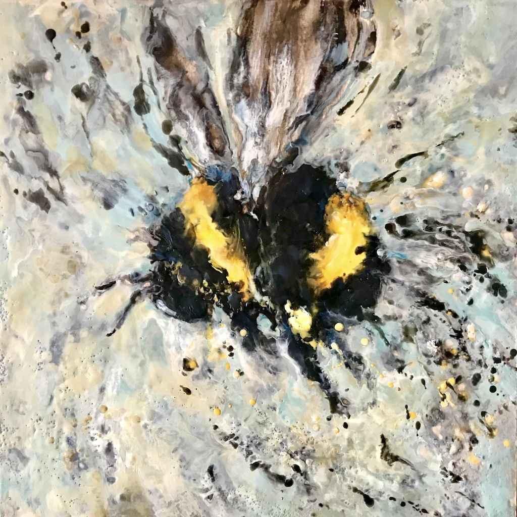 In Flight III by  Kathy Bradshaw - Masterpiece Online