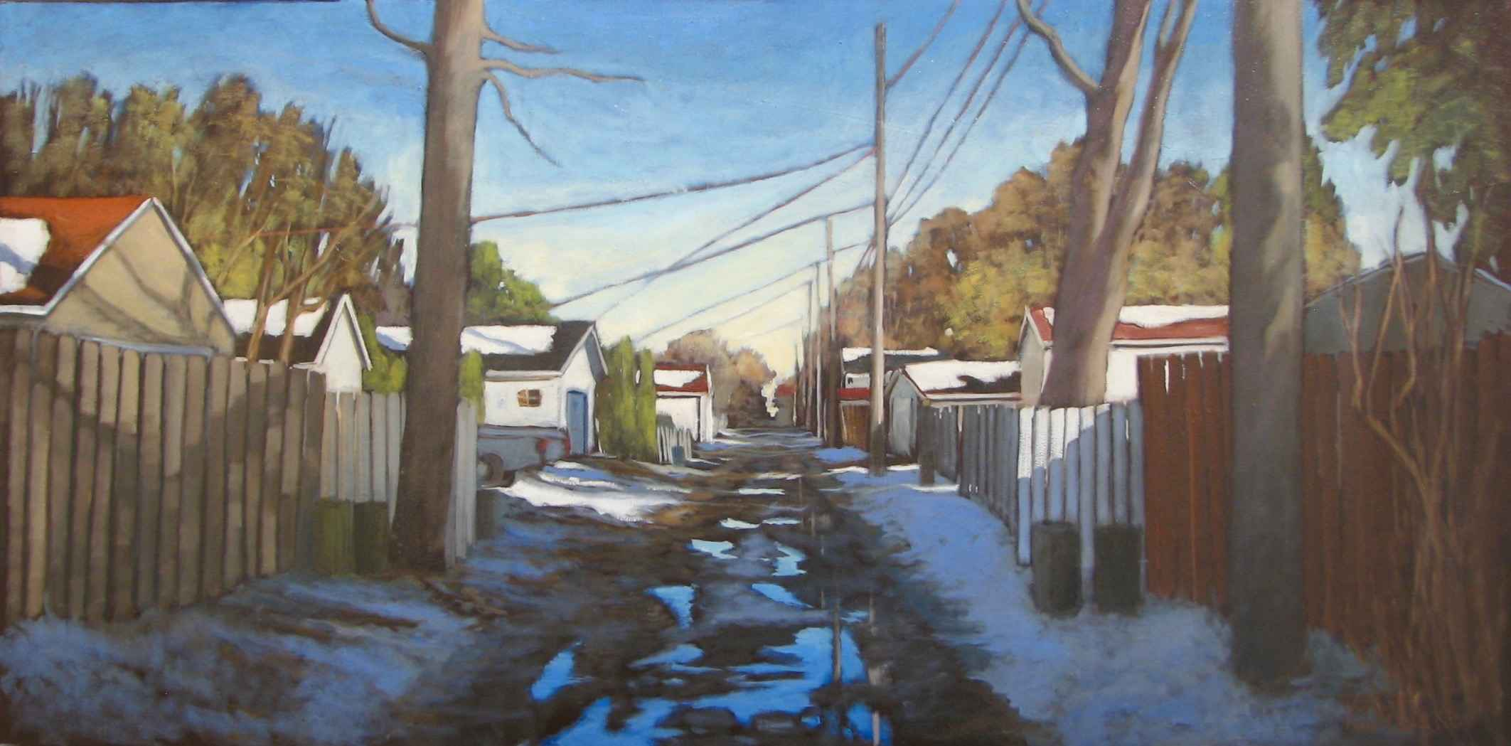A Late Spring by  Kari Duke - Masterpiece Online