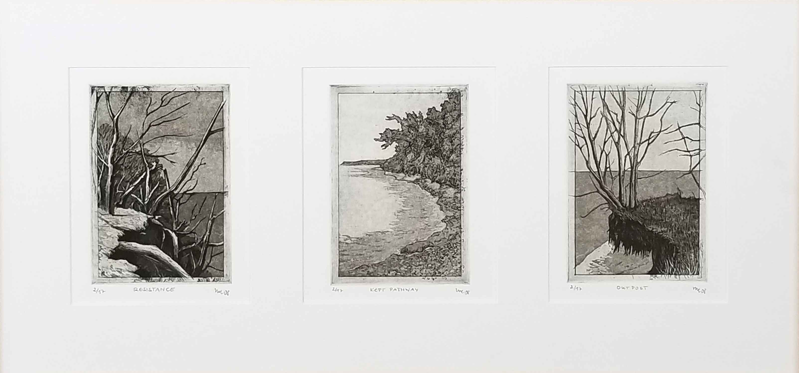 Lakeshore I by  Michael Kutzer - Masterpiece Online