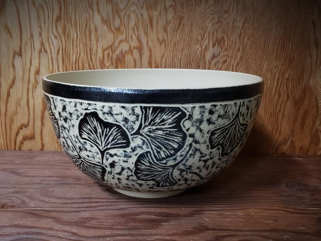 Gingko Bowl #2