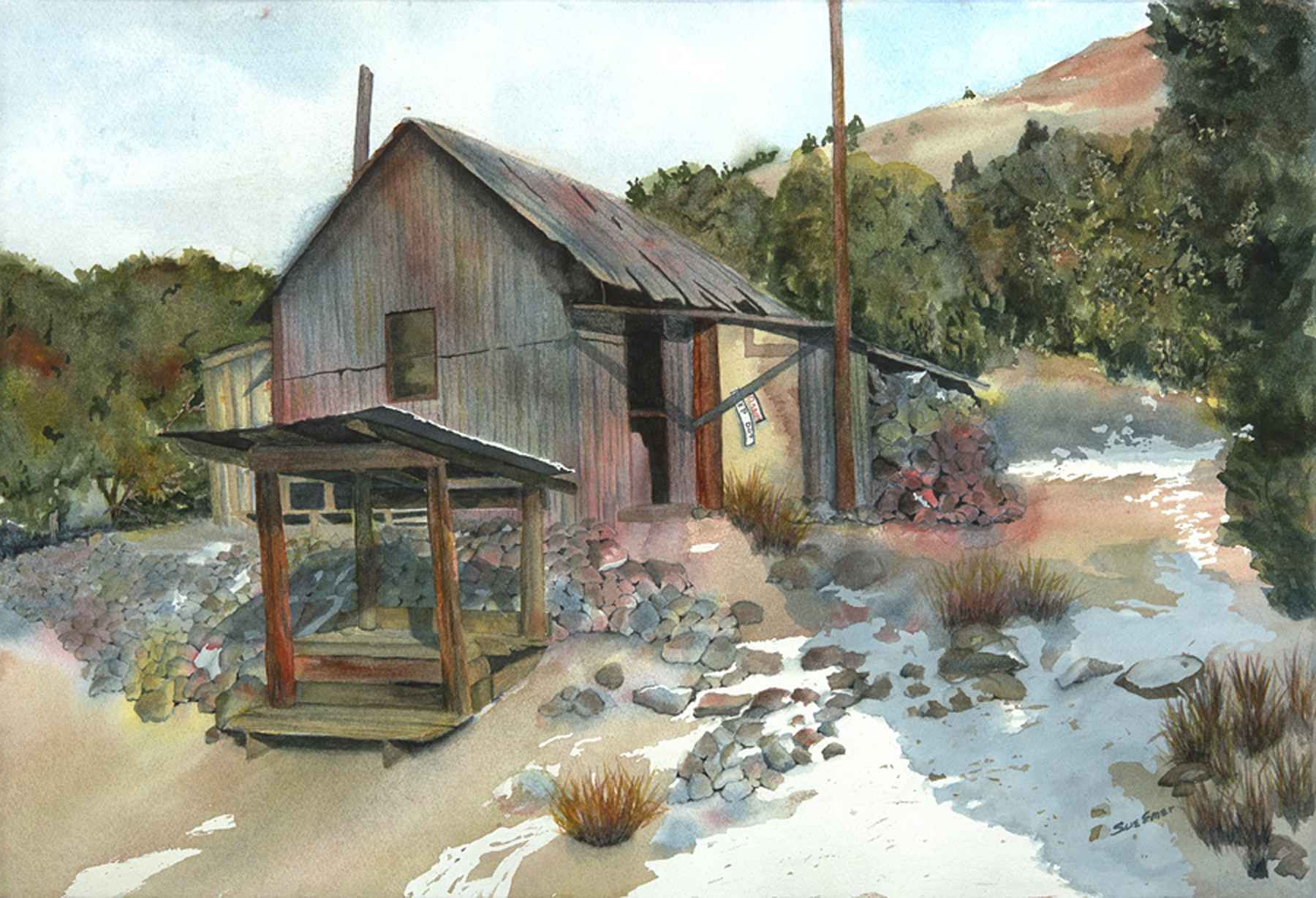 Quiet Place by  Sue Emer - Masterpiece Online
